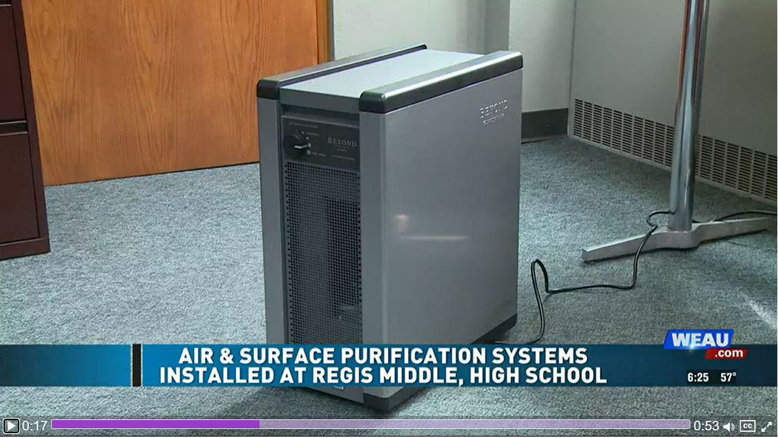 beyond guardian air in news reel