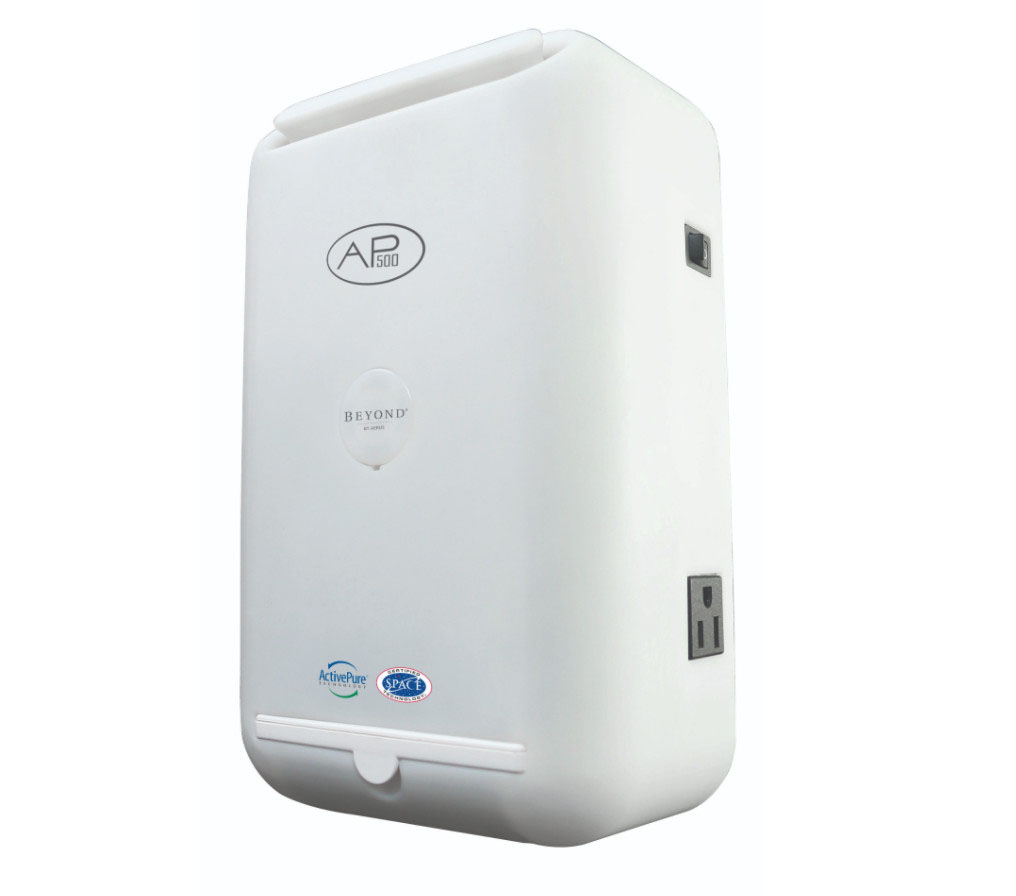 ap 3000 air purifier in white